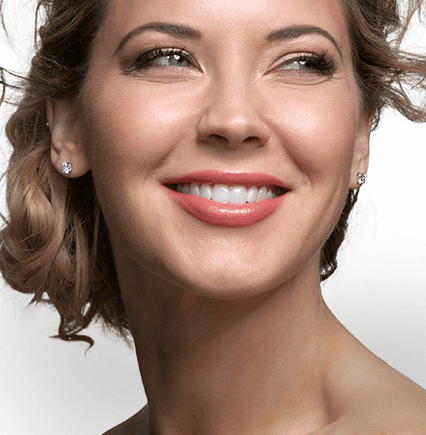 Restylane® (hyaluronic acid) for facial wrinkles and folds, such as nasolabial folds